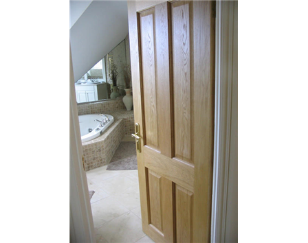 4 Panel Internal Oak Door