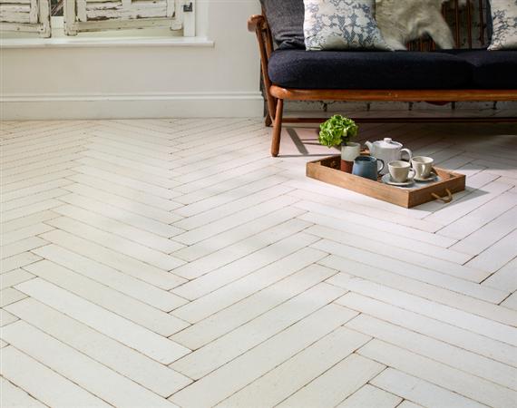 Amherst Oak Parquet Flooring