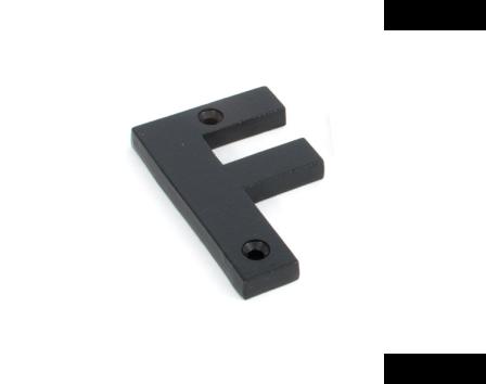Black Letter F