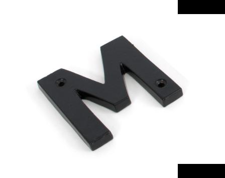 Black Letter M