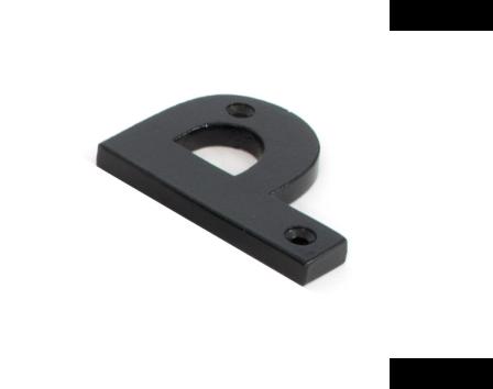 Black Letter P
