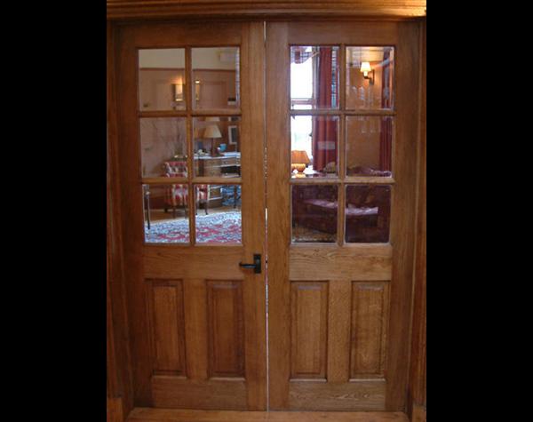 Half glazed internal oak door internal panelled doors half glazed internal oak door planetlyrics Images