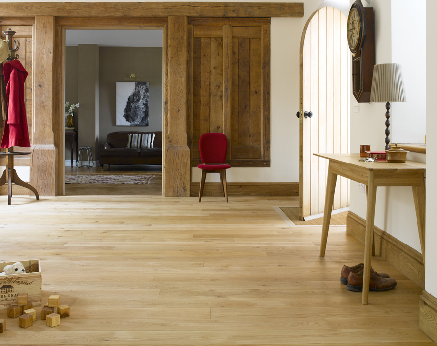 Traditional Elegance Oak Flooring