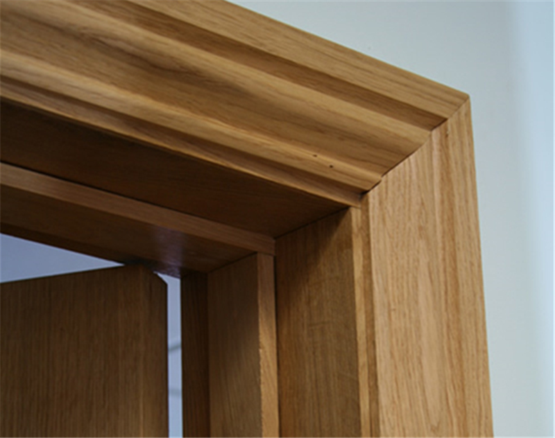 Ogee oak architrave oak architrave for Door architrave