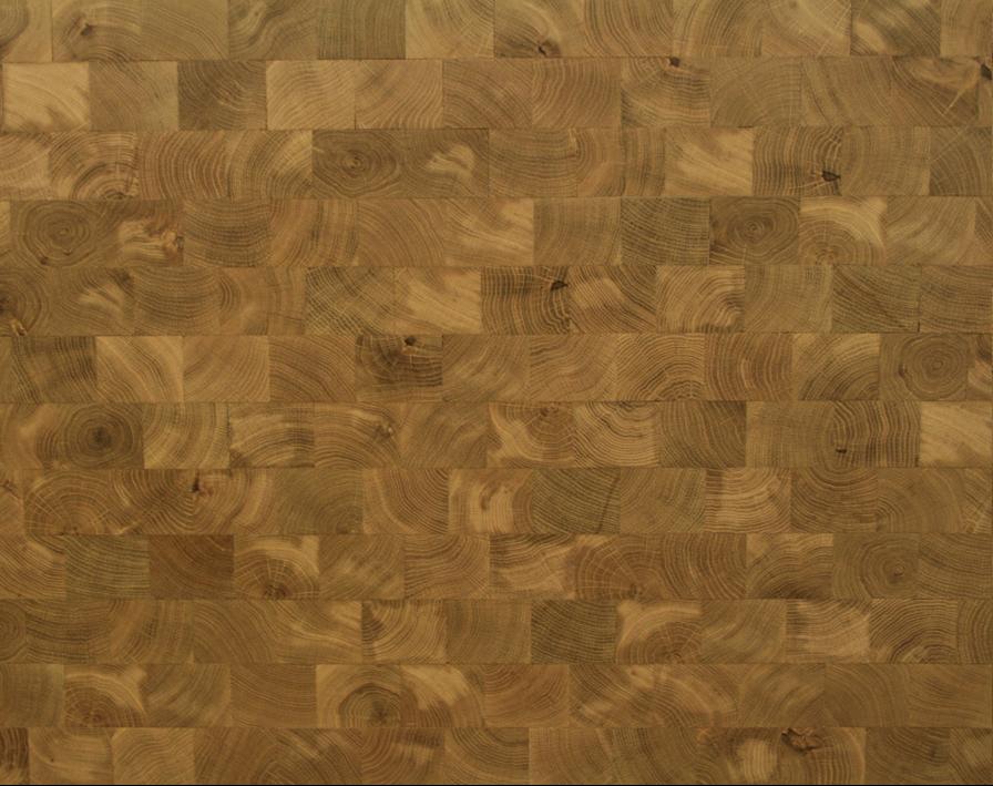 Oak End Grain Traditional Parquet Flooring