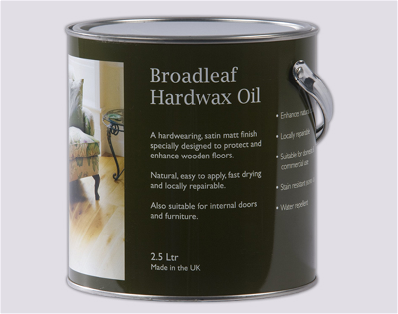 Home > Accessories > Wood Finishes > Broadleaf Classic Hardwax Oil