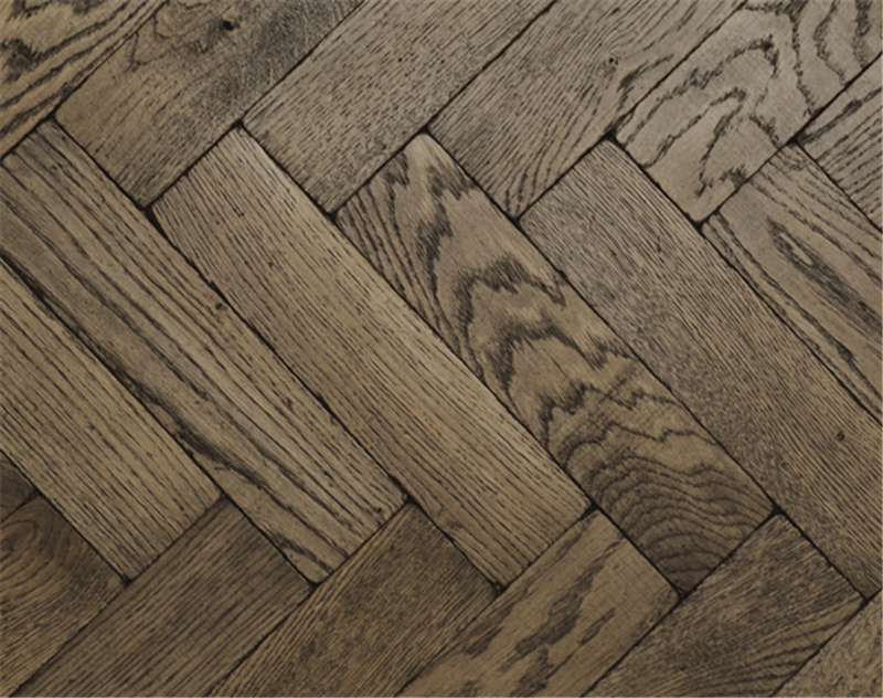 Dark Vintage Oak Parquet Flooring Original Vintage Parquet Flooring - Is parquet flooring expensive