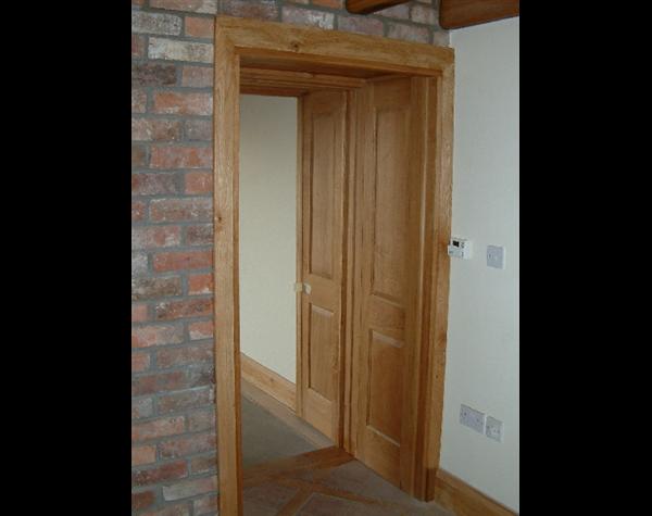 Solid Wood Internal Doors >> Handbuilt Solid Oak Doors