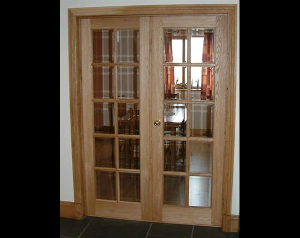 Internal Oak Panelled Doors From Broadleaf Timber Transform Your