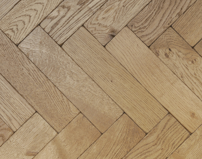 Aged Vintage Oak Parquet Flooring Original Vintage